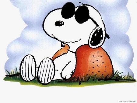 史努比星际碎冰机 可爱卡通